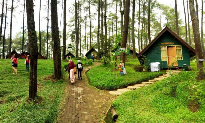 Lembang Tawarkan Wisata Alam Menarik Jabar Ekspres Online