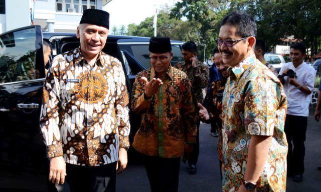 Pj Gubernur Jawa Barat M Iriawan