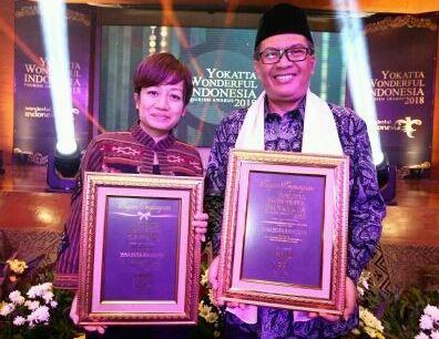Sabet Dua Penghargaan Pariwisata