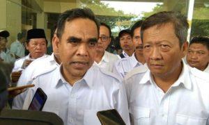 Sekjen Partai Gerindra Ahmad Muzani -