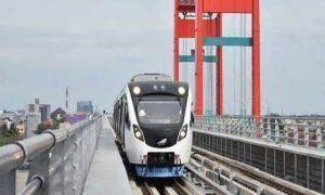 Proyek LRT Direstui Pusat