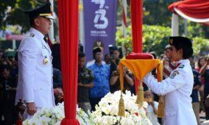 UPACARA DIRGAHAYU REPUBLIK INDONESIA