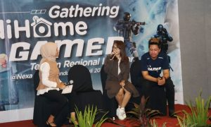 gathering Game Telkom