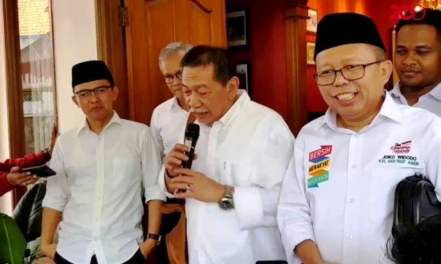 Demiz Hadir di TKN Jokowi