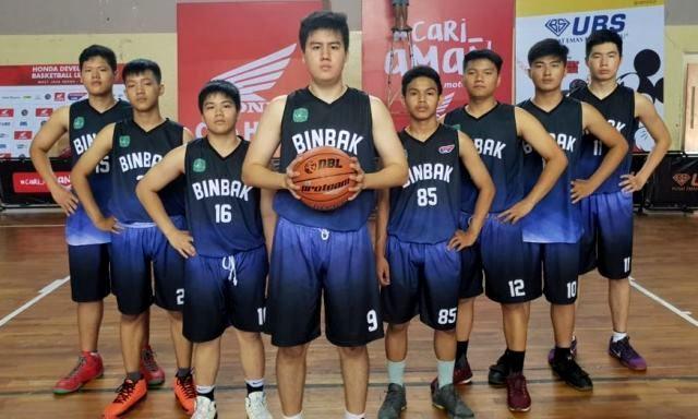 Tim Basket SMA Bina Bakti