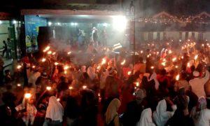 Pawai Obor Tradisi Tahun Baru Islam