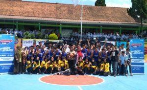 SMAN 1 Cisarua Bandung Barat Jaga Asa Raih Final