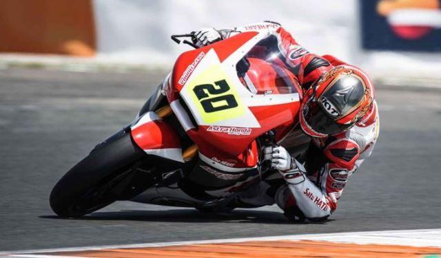 Ekky Siap Tampil di Moto2