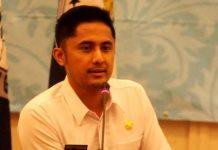 PERLU KEWASPADAAN : Wakil Bupati Bandung Barat Hengki Kurniawan mengaku prihatin terhadap peredaran narkoba.