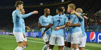Manchester City menang 3-0 atas Shakhtar Donetsk