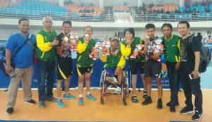 Tim tenis meja Kabupaten Bandung