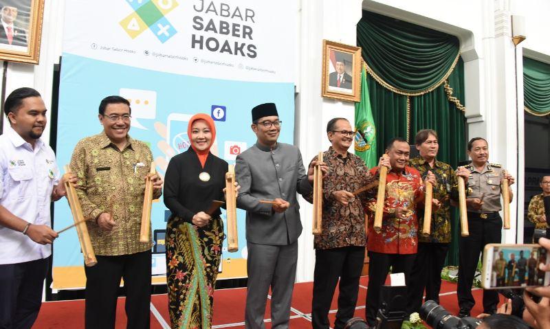 Jabar Saber Hoaks Upaya Membangun Kondusifitas di Jawa Barat 11.14.11