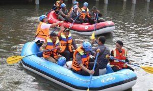 Kolam Retensi Dapat Kendalikan Banjir