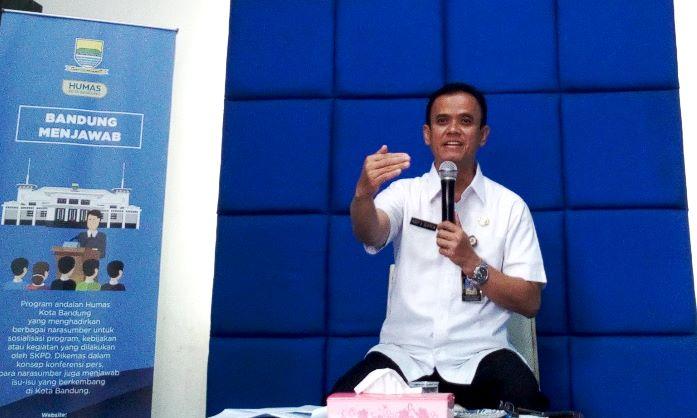 Asep Gufron- Bantuan Kelurahan-Bandung Menjawab
