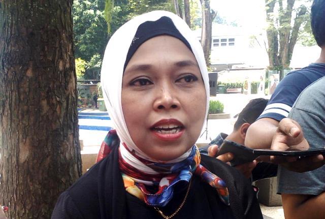 Ketua Komisi Pemilihan Umum Kota Bandung, Suharti Farihatunnisa