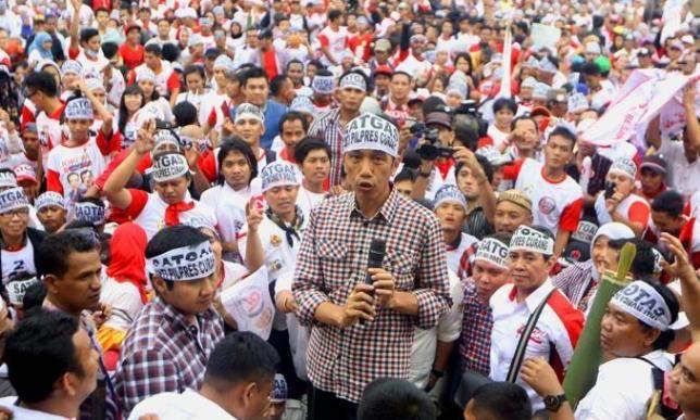 relawan Jokowi-Ma'ruf