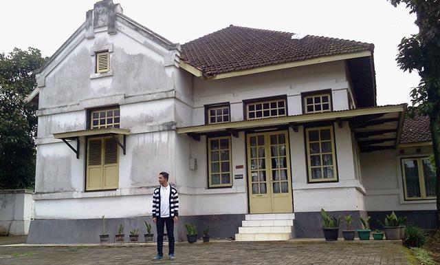 Heritage Di Cimahi Tak Terdaftar Secara Nasional Jabar