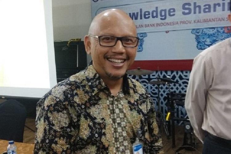 Kepala Pewakilan Bank Indonesia Jawa Barat Herawanto