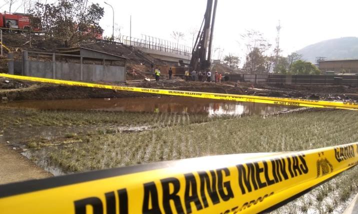 INVESTOR TERTINGGI: PT Kereta Cepat Indonesia-China (KCIC) memiliki investasi penanaman modal sebesar Rp 376 miliar lebih di Kota Cimahi. Mega proyek yang saat ini dihentikan tersebut dinilai akan memperngaruh jumlah nilai investasi pada tahun ini.