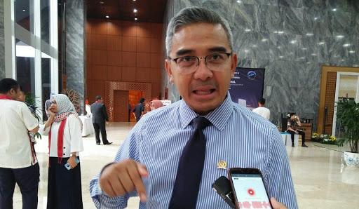 Anggota DPR RI dari Fraksi Partai Nasdem Muhamad Farhan