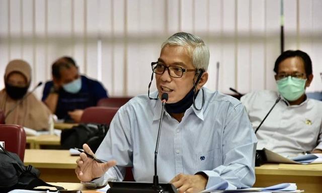 Wakil Ketua Komisi V DPRD Jawa Barat, Abdul Hadi Wijaya.