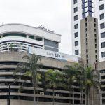 Gedung kantor bank bjb di Jalan Naripan
