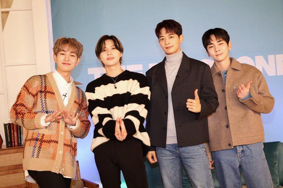 SHINee Comeback dengan Album dan Variety Show Baru! - jabarekspres.com