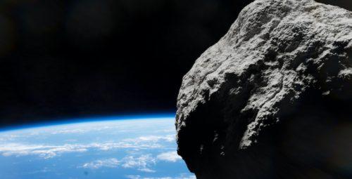 Astagfirullah! NASA Rilis Ada Asteroid Raksasa Dek