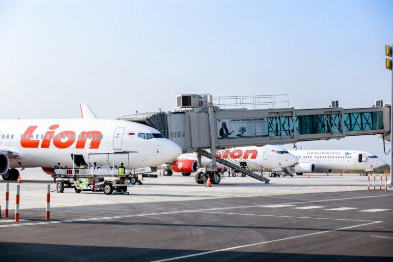 Suasana di Bandara Internasional Jawa Barat, Kertajati, Kabupaten Majalengka. (Dok Humas PT BIJB)
