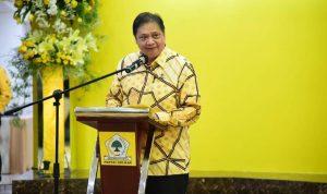 Ketua DPP Partai Golkar Airlangga Hartarto