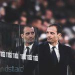 Massimiliano Allegri. (@juventusfcen/Twitter)