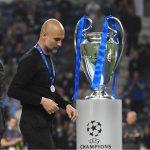 Manajer Manchester City, Pep Guardiola. (@ManCity/Twitter)