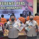 Polres Indramayu amankan Uang Palsu