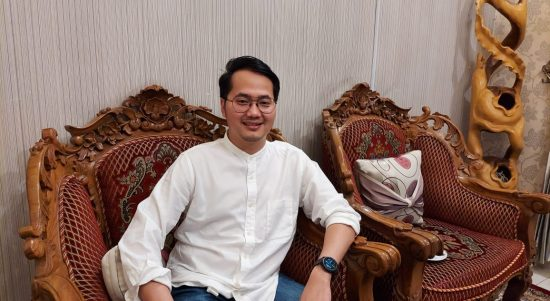 Direktur Utama PT. Cipta Bangun Selaras (CBS), Adhitia Yudisthira.
