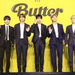 BTS Butter. billboard wawancara konser online bts