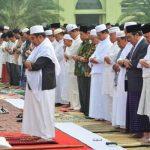 Shalat Idul Fitri
