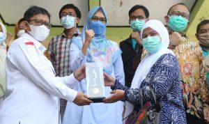 Anggota Komisi V DPRD Provinsi Jawa Barat saat melakukan kunjungan kerja ke Dinkes Kabupaten Subang