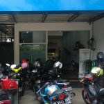 alah satu Klinik yang ada di Kabupaten Bandung, terpantau setiap harinya selalu penuh.