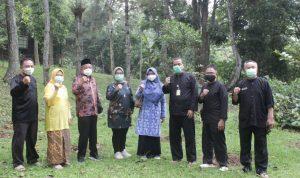 Komisi II Lakukan Kunjungan ke Cabang Dinas Kehutanan Cianjur Provinsi Jabar