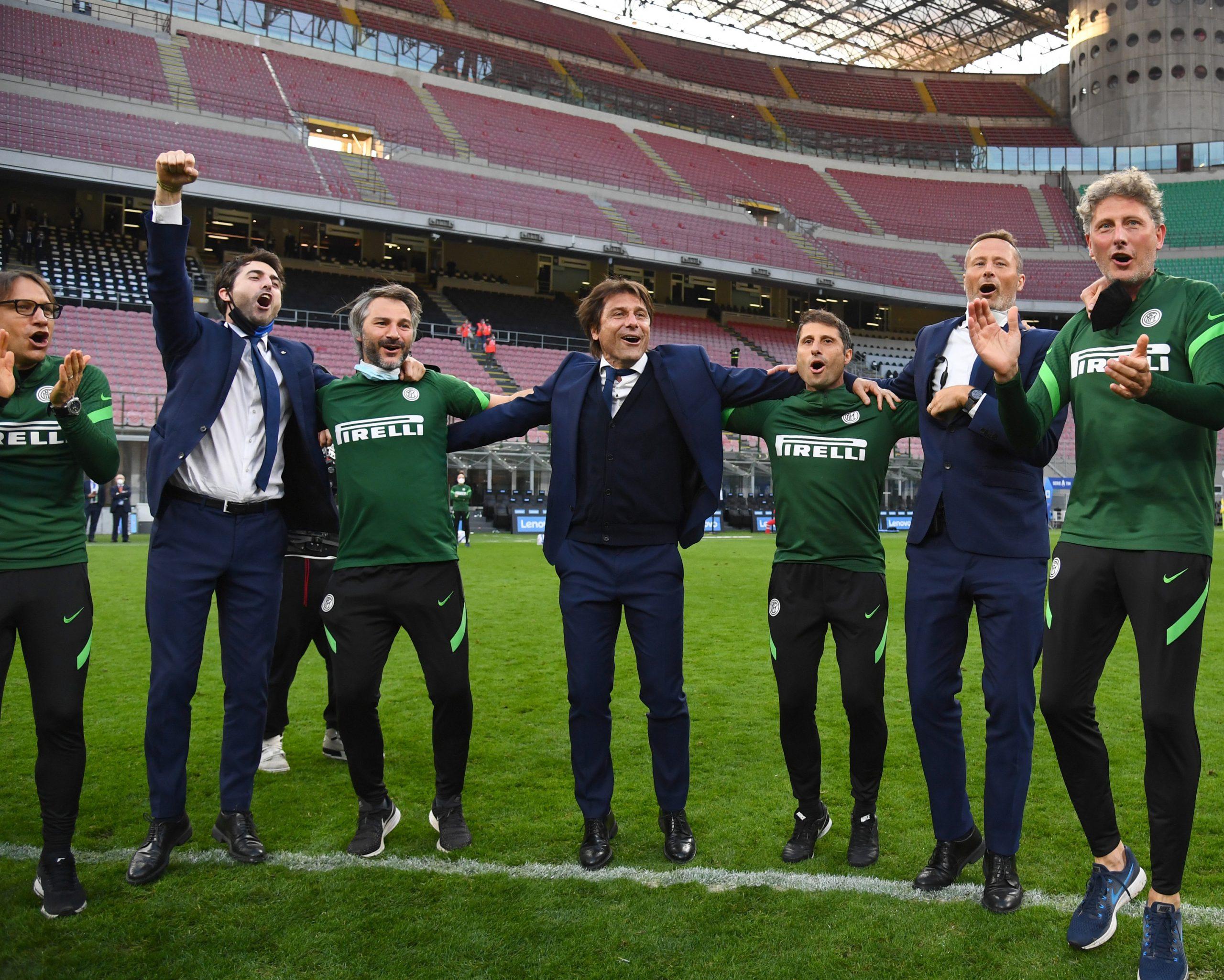 Pelatih Inter Milan, Antonio Conte. (Inter Milan)