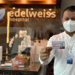Peluncuran Happiness Card berkat kerjasama Edelweis Hospitan dengan Rumah Zakat