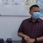 Anggota Komisi II DPR RI Mardani Ali Sera saat mengunjungi Kantor BPN Denpasar, Bali, Jumat (25/6/2021). ANTARA/Ayu Khania Pranisitha.