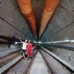 Terowongan Kereta Cepat Indonesia-China