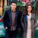 Jonathan Frizzy bersama istrinya Dhena Devanka. Foto akun Instagram ijonkfrizzy.