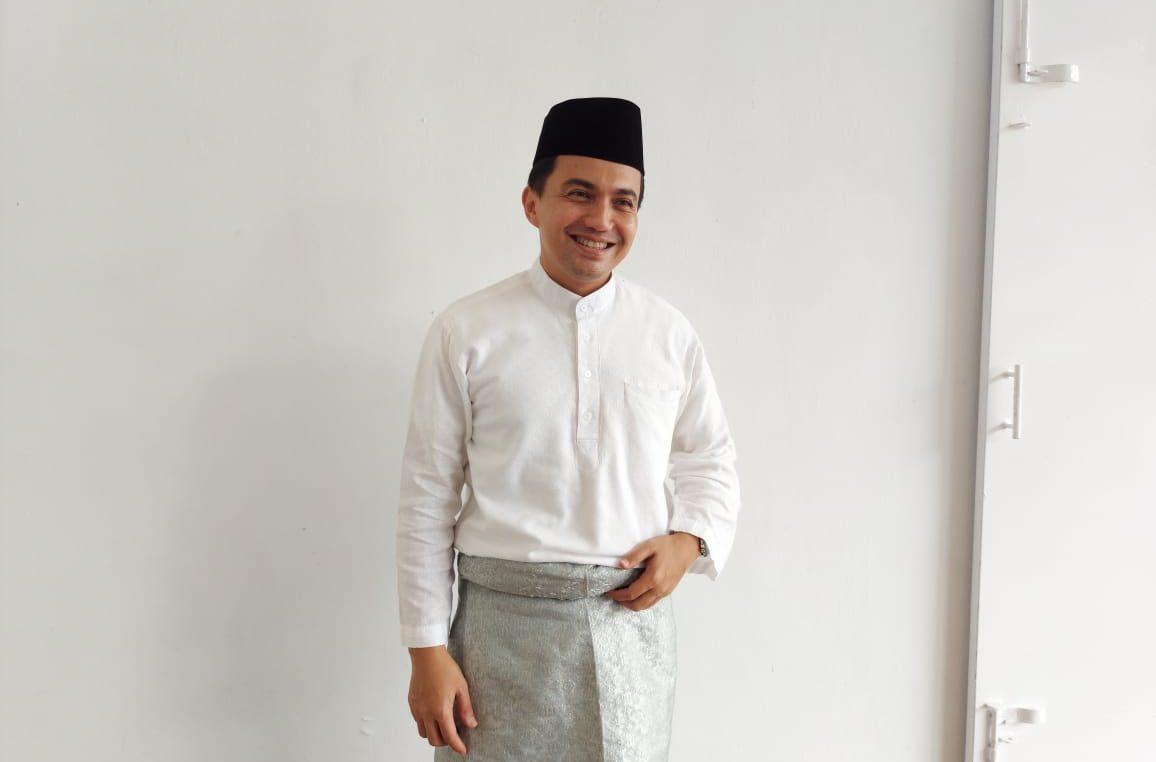 Wakil Bupati Bandung, Sahrul Gunawan.