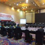 Rapat Koordinasi Peran Camat Dalam Program Penanggulangan dan Pencegahan HIV Aids, Kamis (3/6). ( Foto: Nurrani Rusmana/Jabar Ekspres)