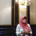 Kepala Bidang Pencegahan dan Pengendalian (P2P) Dinas Kesehatan Kota Bandung, Rosye Arosdiani. (Foto: Nurrani Rusmana/Jabar Ekspres)