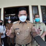 Bupati Bandung, Dadang Supriatna.