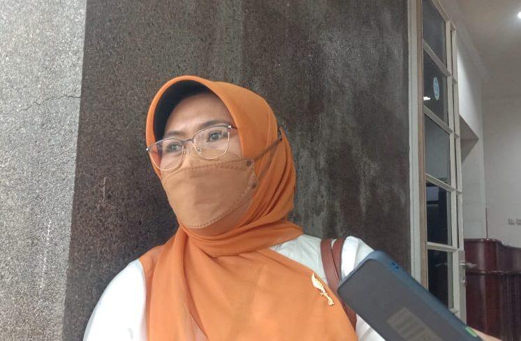 Kepala Bidang pengendalian dan pemberantasan penyakit (P2P) Dinas Kesehatan Kota Bandung Dr. Rosye Arosdiani