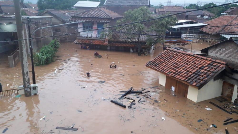Ilustrasi bencana/Istimewa.